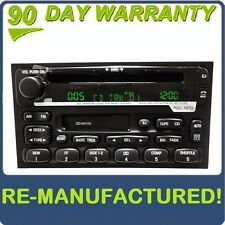 ReManufactured MERCURY Villager NISSAN Quest OEM Radio Tape Cassette CD Player