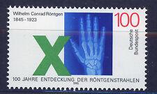 ALEMANIA/RFA WEST GERMANY 1995 MNH SC.1885 W.K.Rontgen