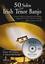 50 Solos for Irish Tenor Banjo, David McNevin & Gerry O'Connor, Good Book