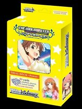 English Weiss Schwarz Idolmaster Cinderella Girls Trial Deck Power BRAND NEW!!