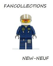 LEGO Minifigure-Forest Police - Helicopter Pilot, cty267  NEUF