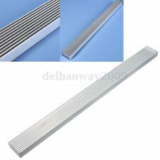 300mmx25mmx12mm Aluminum Heatsink Cooling for 1W 3W 5W LED Emitter Diodes
