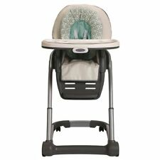 Graco Blossom BABY HIGHCHAIR, Unisex 4-in-1 Seating System HIGH CHAIR, Winslet