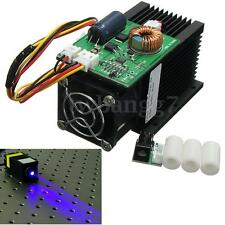 15w 450nm DC 12V LASER HEAD INCISIONE INCIDERE MODULO PER ENGRAVING MACHINE U