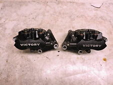 12 Polaris Victory 106 Vision Touring front brake calipers right left set