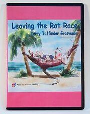 "NEW: ""LEAVING THE RAT RACE"" original music & lyrics TERRY TAFFINDER GROSVENOR CD"
