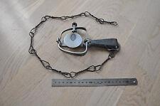 """Russian Snare legthold Trap 3.54""""(9 cm) jaw spread  ermine, weasel, muskrat"""