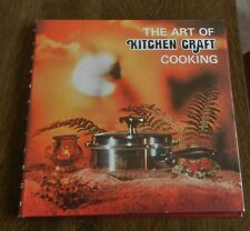 THE ART OF KITCHEN CRAFT COOKING Instructions & Recipes For Multi-Core Cookware