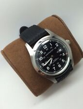 "HAMILTON MILITARY ""KHAKI"" FIELD AUTOMATIC SWISS WATCH"