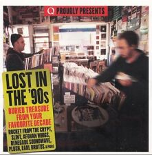 Q Proudly Presents Lost In The '90s  CD