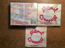 Salsoul Classics [2 CD] 1989  Inner Life Ripple First Choice Orchestra FUNK SOUL