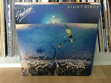 SHAKATAK 'NIGHT BIRDS' UK LP