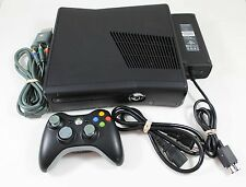 Microsoft Xbox 360 S Slim 4Gb System Console Bundle