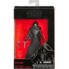 "Star Wars Black Series The Force Awakens 3.75"" inch  - Kylo Ren In Stock MISB fr"