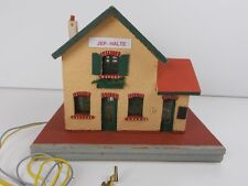 French Jep HO Gauge Small Station