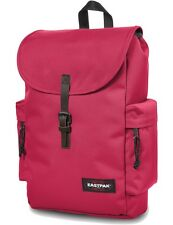 Eastpak Rucksack Schulrucksack Pink Rot AUSTIN Retro mit Notebookfach One Hint