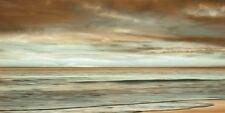BEAUTIFUL OCEAN COASTAL SEASCAPE ART PRINT THE SURF JOHN SEBA BEACH POSTER
