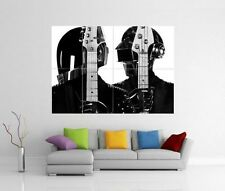 Daft Punk Get Lucky Random Access Memories Gigante Pared Arte Foto Cartel J209