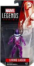 "2016 HASBRO MARVEL LEGENDS SERIES WAVE 2 LIVING LASER 3 3/4"" ACTION FIGURE MOC"