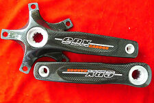 BMX Bicycle CBX Full Carbon Fiber Crankset Crank Arm Standard 172.5mm 10 Spline