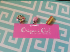 ORIGAMI OWL Carnival CHARMS: Cotton Candy, Ferris Wheel & more