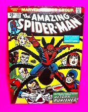 THE AMAZING SPIDERMAN #135 Marvel Comic Book Cover MAGNET w PUNISHER ATA-BOY '10