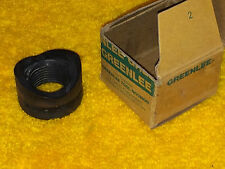 """***NEW*** GREENLEE NO 500-4732 KNOCKOUT PUNCH CUTTER 1-1/4"""" O.D."""