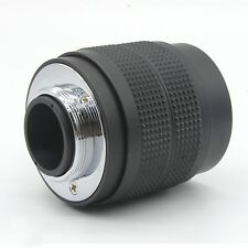 "Fujian 2/3""  35mm F1.7 CCTV TV Movie lens For  M4/3 NEX FX N1 P/Q EOSM black"