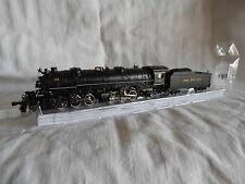Bachmann Spectrum N scale 82654 2-6-6-2 articulated steam locomotive