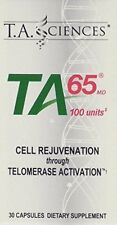 TA-65 (100 Units), 30 Capsules Support immune health Fresh Inventory!