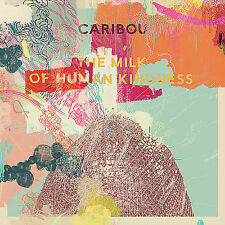 The Milk of Human Kindness by Caribou (CD, Apr-2005, Domino)