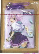 Hyperdimension Neptunia display cleaner strap anime official Neptune