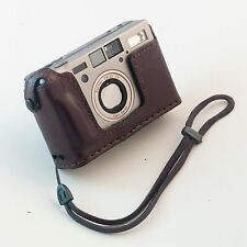 Contax T3 Patagonean  Case 100% hand made