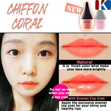 07. Chiffon Coral / Perfect Lip Manicure Waterproof Lip Tint All day Real color