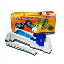 DIY Sushi Roller Machine Kitchen Grape/Cabbage Leaf Rolling Tool Roll Maker