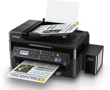 Epson L-565 A4 Size Colour Printer (Print,Scan,Copy,Fax,Wifi) 4 Colour CISS Tank