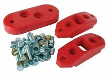 VW Beetle Poly Urethane Gearbox Mounts Mounting Kit - 1962-72 with Bolts