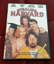 Stealing Harvard (DVD, 2003) Jason Lee Tom Green WORLD SHIP AVAIL!