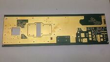 1x Gold Plated 88g / 3.1 Oz 250x8cm PCB HIGH YIELD GOLD Scrap Refining Recovery