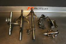 Integra Type R DC2 EK9 OEM Honda Selector Fork & Shift Rod Set - S80 S4C Gearbox
