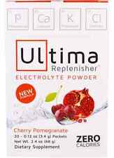 NEW ULTIMA HEALTH PRODUCTS REPLENISHER ELECTROLYTE POWDER VEGAN DAILY HEALTHY