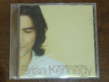 BRIAN KENNEDY Get on with your short life CD