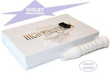 HIGH FREQUENCY MACHINE DARSONVAL SKIN SPOT REMOVER  VIOLET WAND