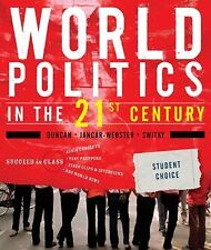 World Politics in the 21st Century by Bob Switky, Barbara Jancar-Webster and...