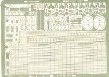 TOMS MODEL WORKS 1/700 HMS Hood & E Class Battleship Detail Set for TSM TMW736