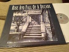 "RISE AND FALL OF A DECADE 12"" LP LIVELY ART 90' - FRENCH WAVE"