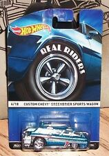 CHEVY CORVAIR GREENBRIER SPORTS WAGON - 2015 Hot Wheels Heritage Real Riders