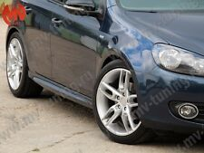 MvTuning Side Skirts R-Line Style for VW Golf VI MK6 2009, 2010, 2011, 2012