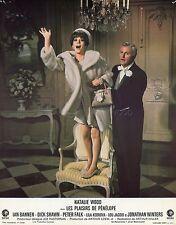 NATALIE WOOD  PENELOPE 1966 VINTAGE LOBBY CARD #3