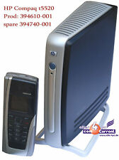 HP COMPAQ THIN CLIENT T5520 F. MS SERVER 2000 2003 WINDOWS NT TERMINAL SERVER